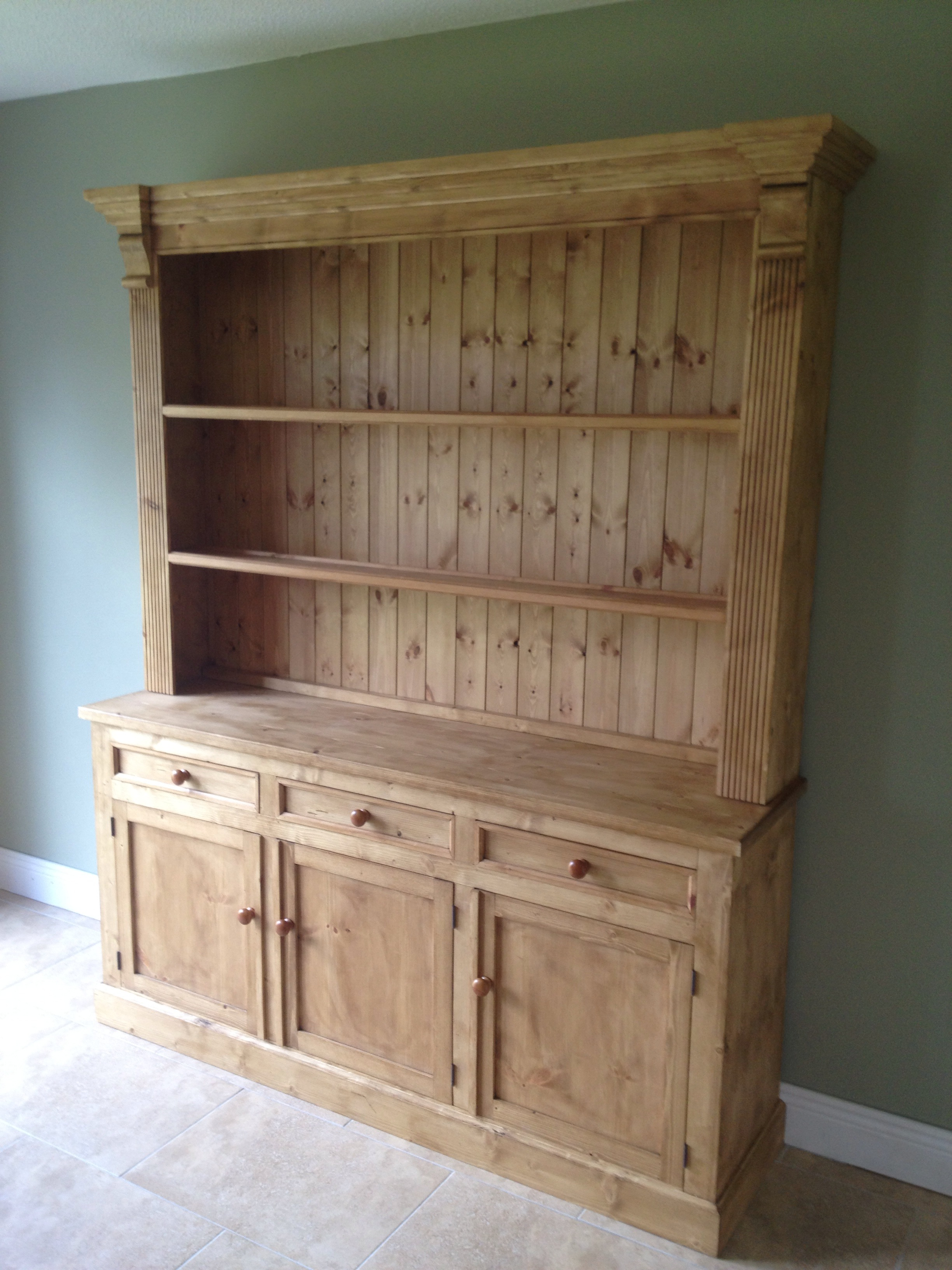 Irish Made Pine Furniture Any Design And Finish We Can